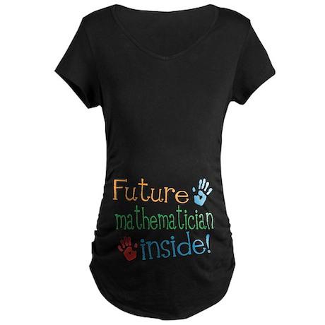 Mathematician Maternity T-Shirt