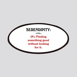SERENDIPITY Patches
