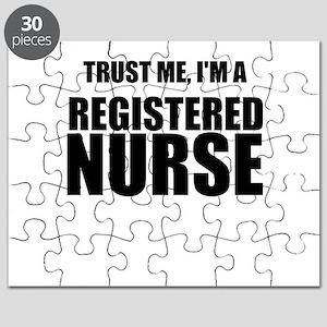 Trust Me, Im A Registered Nurse Puzzle