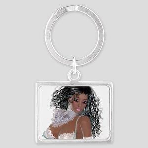Black girl Keychains