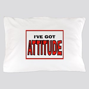 ATTITUDE Pillow Case