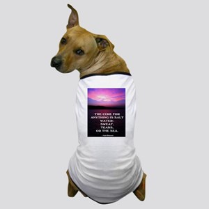 SALT WATER Dog T-Shirt