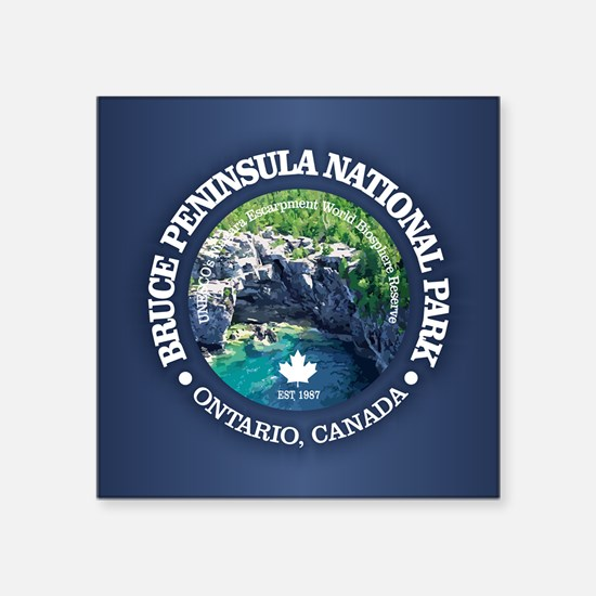 Bruce Peninsula National Park Sticker