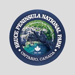 Bruce Peninsula National Park Button