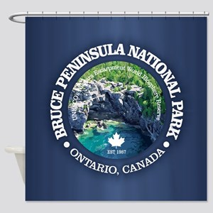 Bruce Peninsula National Park Shower Curtain