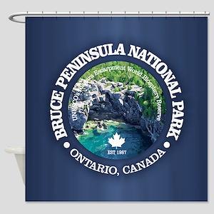 Bruce Peninsula National Park Shower Curtain