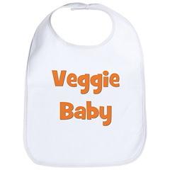 Veggie Baby Orange Bib