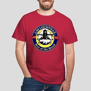 USS Louisville SSN 724 Dark T-Shirt
