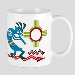 Kokopelli in the Sun Mug