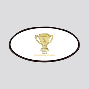 Personalized Trophy Patches