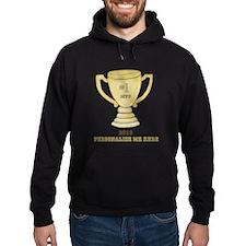 Personalized Trophy Hoodie (dark)