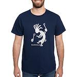 Kokopelli Dancer Dark T-Shirt