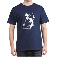 Kokopelli Dancer Dark T-Shirt