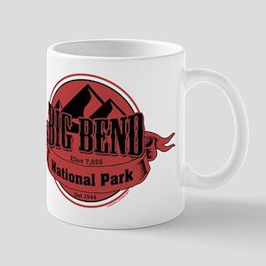big bend 5 Mug