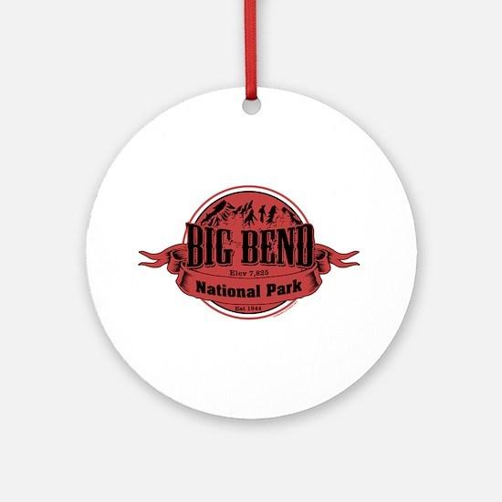 big bend 2 Ornament (Round)