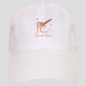 Personalized Squid Cap