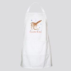 Personalized Squid Apron