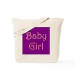 Baby Girl's Room Tote Bag
