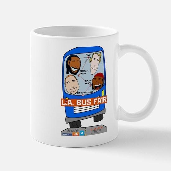 L.A. Bus Fair Mug