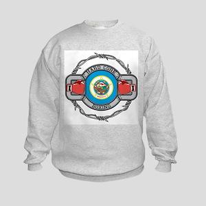 Minnesota Boxing Kids Sweatshirt