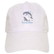 Personalized Dolphin Cap