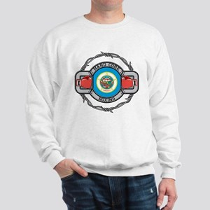 Minnesota Boxing Sweatshirt