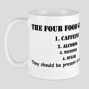 The Four Food Groups