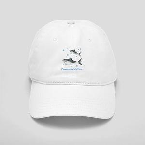 Personalized Shark Cap