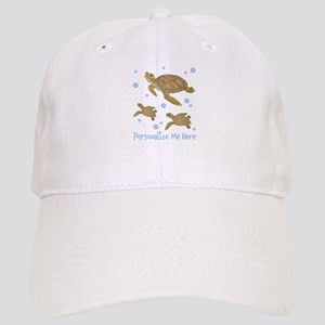 Personalized Sea Turtles Cap
