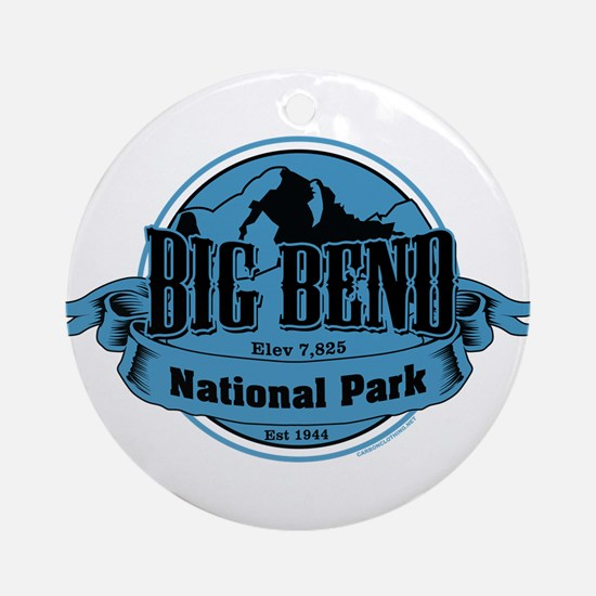 big bend 3 Ornament (Round)