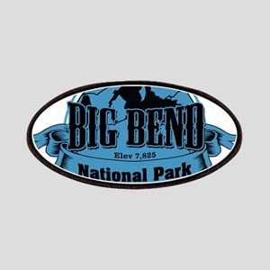 big bend 3 Patches