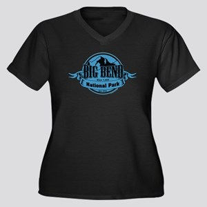 big bend 3 Plus Size T-Shirt