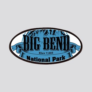 big bend 2 Patches