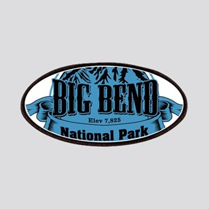 big bend 1 Patches