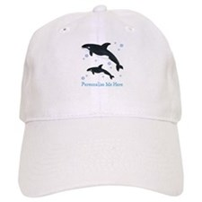 Personalized Killer Whale Cap