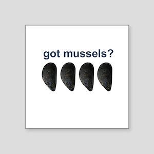 got mussels? Sticker