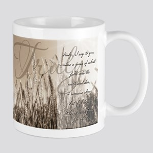 Grain of wheat Mug