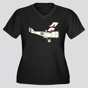 Airplane Plus Size T-Shirt