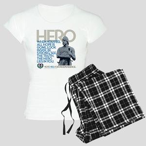 The Hero Women's Light Pajamas