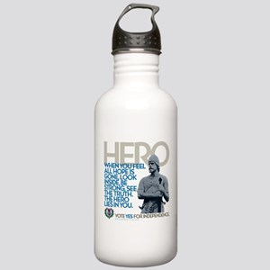 The Hero Stainless Water Bottle 1.0L