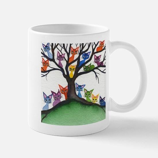Vista Stray Cats Mug