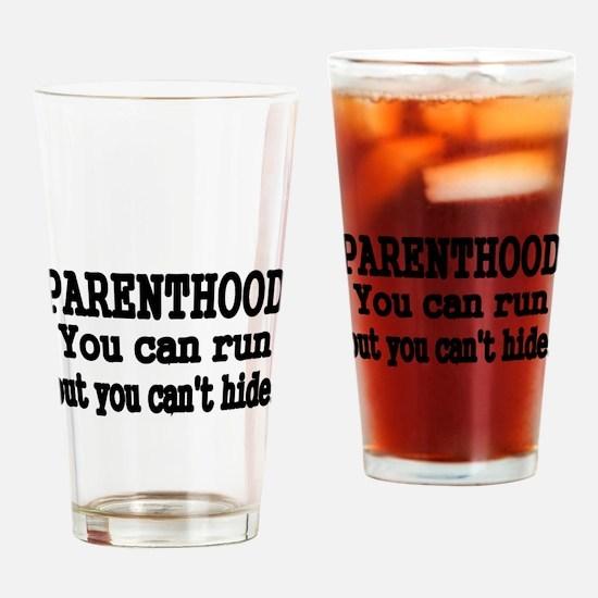 Parenthood Drinking Glass