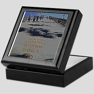 Balboa Pier 1 Keepsake Box