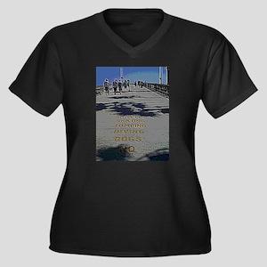 Balboa Pier 1 Plus Size T-Shirt