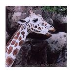 Art Tile - Giraffe