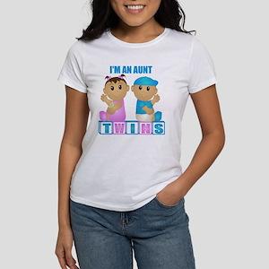 I'm An Aunt (TBG:blk) Women's T-Shirt