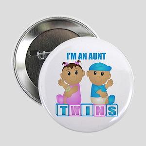 I'm An Aunt (TBG:blk) Button