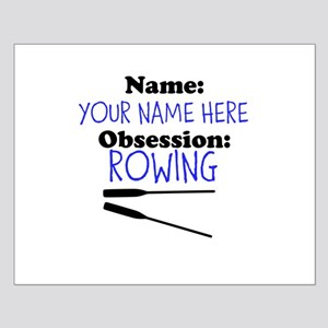 Custom Rowing Obsession Posters