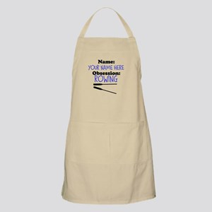Custom Rowing Obsession Apron