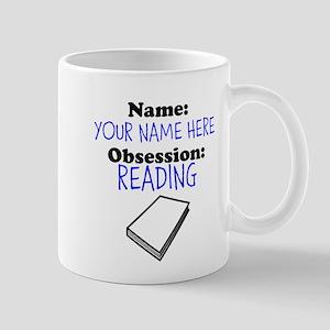 Custom Reading Obsession Mug